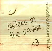 Sisters in the Savior