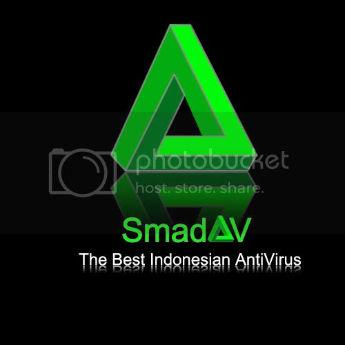Membuat Icon Smadav web desain grafis